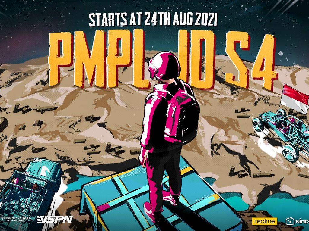 Jadwal PMPL ID Season 4 Week 3, Penentuan Tim Lolos ke Country Final