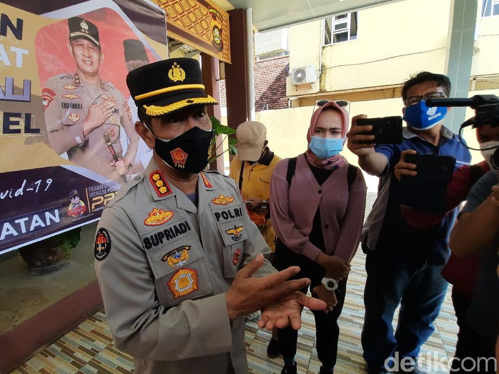 Anak Akidi Tio di Jakarta Ngaku Tak Tahu soal Dana Hibah Rp 2 T