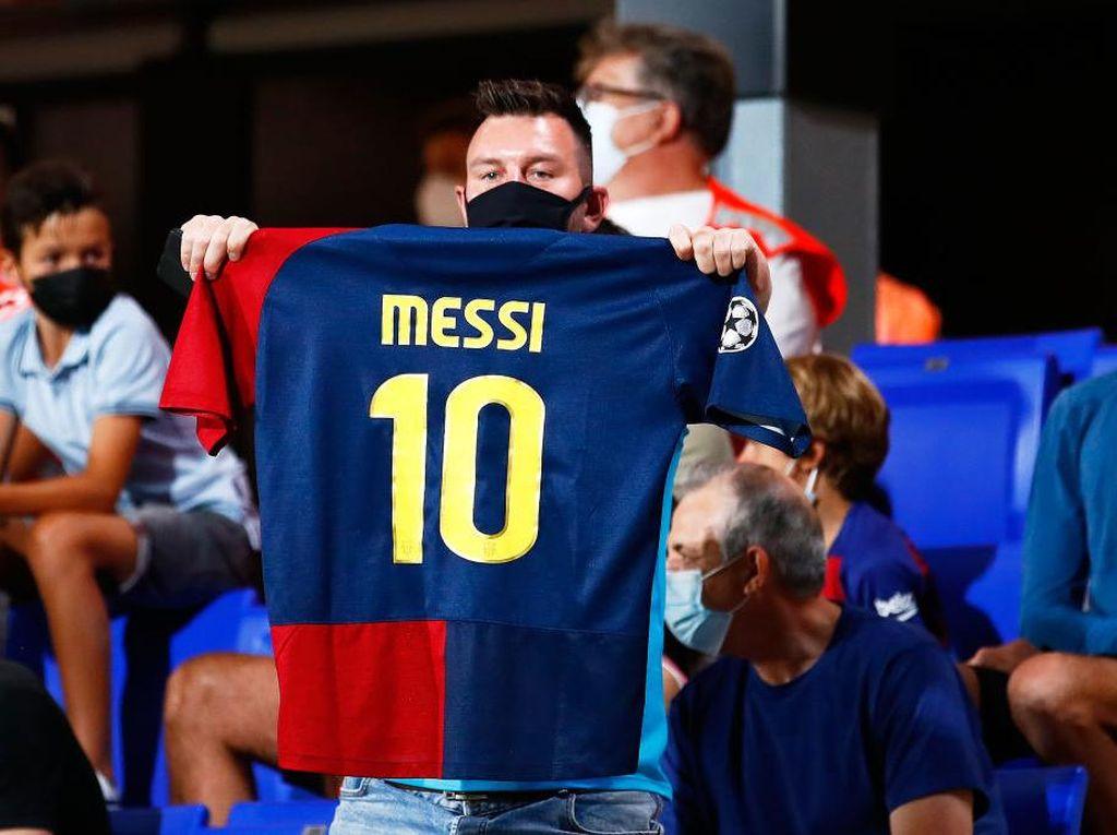 Messi Cabut, Brand Value Barcelona Terancam Turun Rp 2,3 Triliun