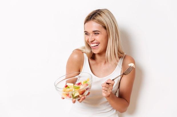 Makanan sehat buat good mood