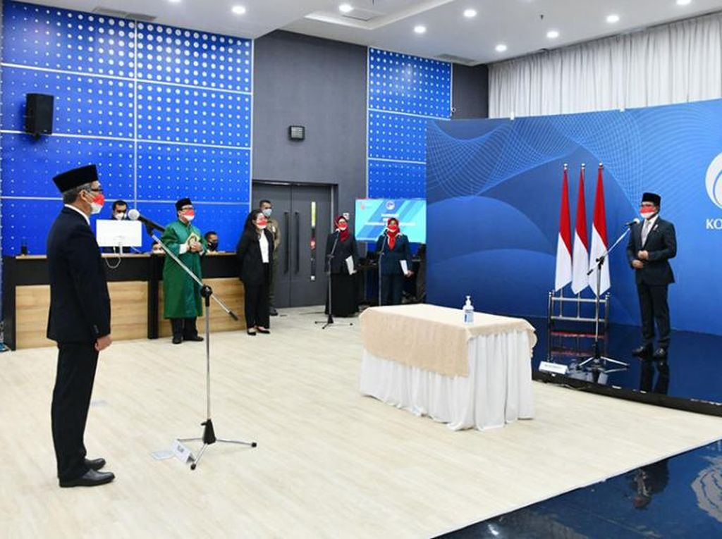 Eks Timses Jokowi Jadi Dirjen Kominfo