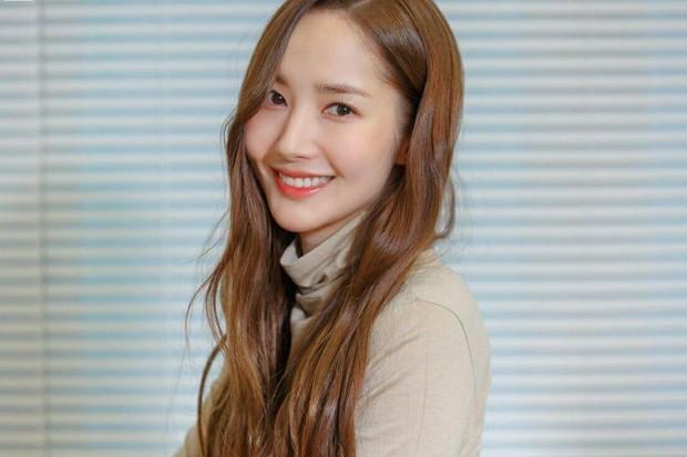 Park Min Young ditunjuk sebagai duta humas untuk layanan pajak