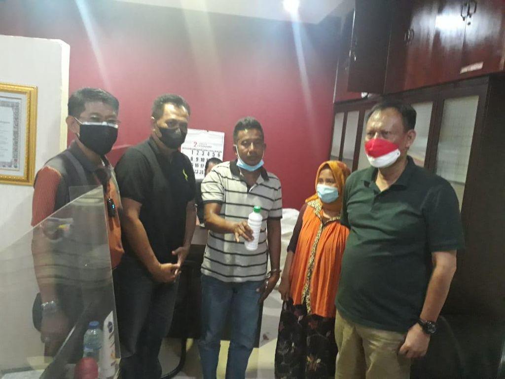 Penerima Paket Sabu Dari Malaysia ke Madura Ternyata Kakak Beradik