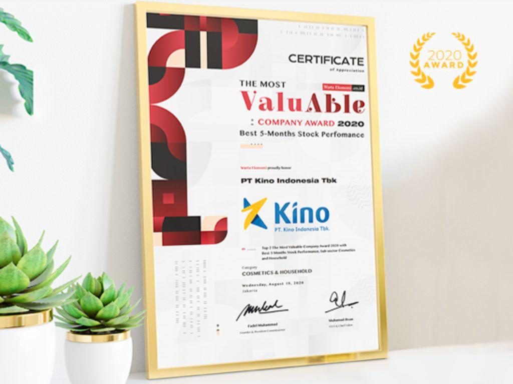 PT Kino Indonesia Buka Lowongan Kerja untuk Lulusan D3 dan S1