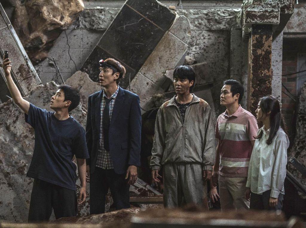 5 Fakta Film Komedi Sinkhole, Diperankan Lee Kwang Soo dan Nam Da Reum