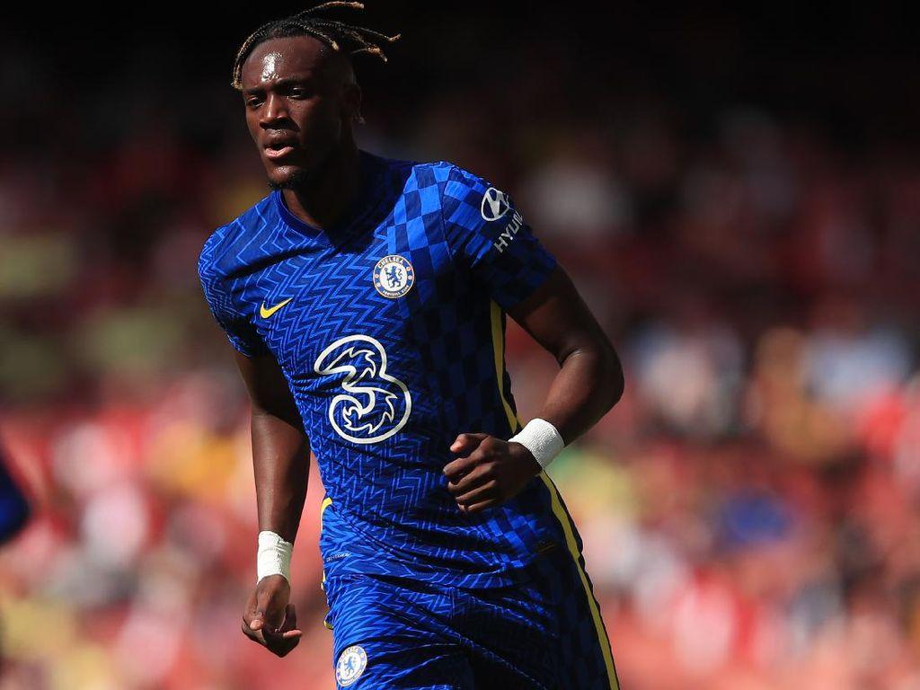 Transfer Segitiga: Lukaku ke Chelsea, Dzeko ke Inter, Abraham ke Roma?