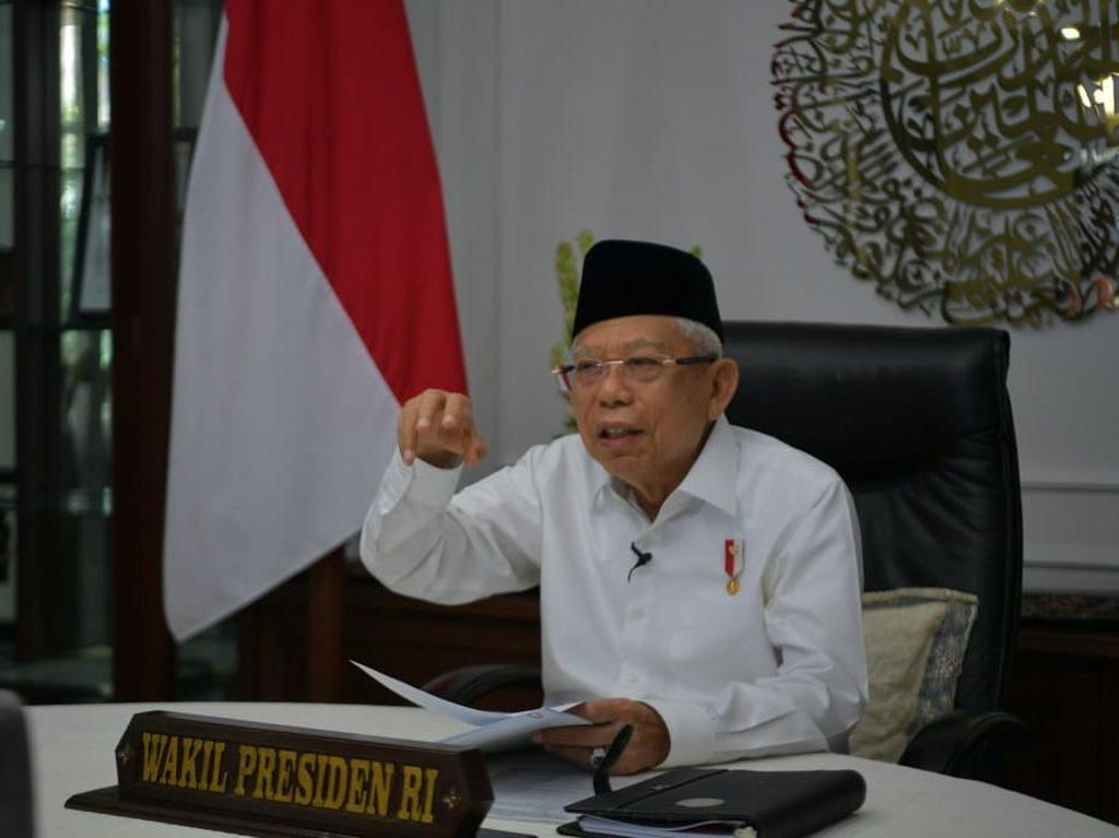 Hari Konstitusi, Wapres Minta MPR Tak Terdisrupsi Konflik Kepentingan