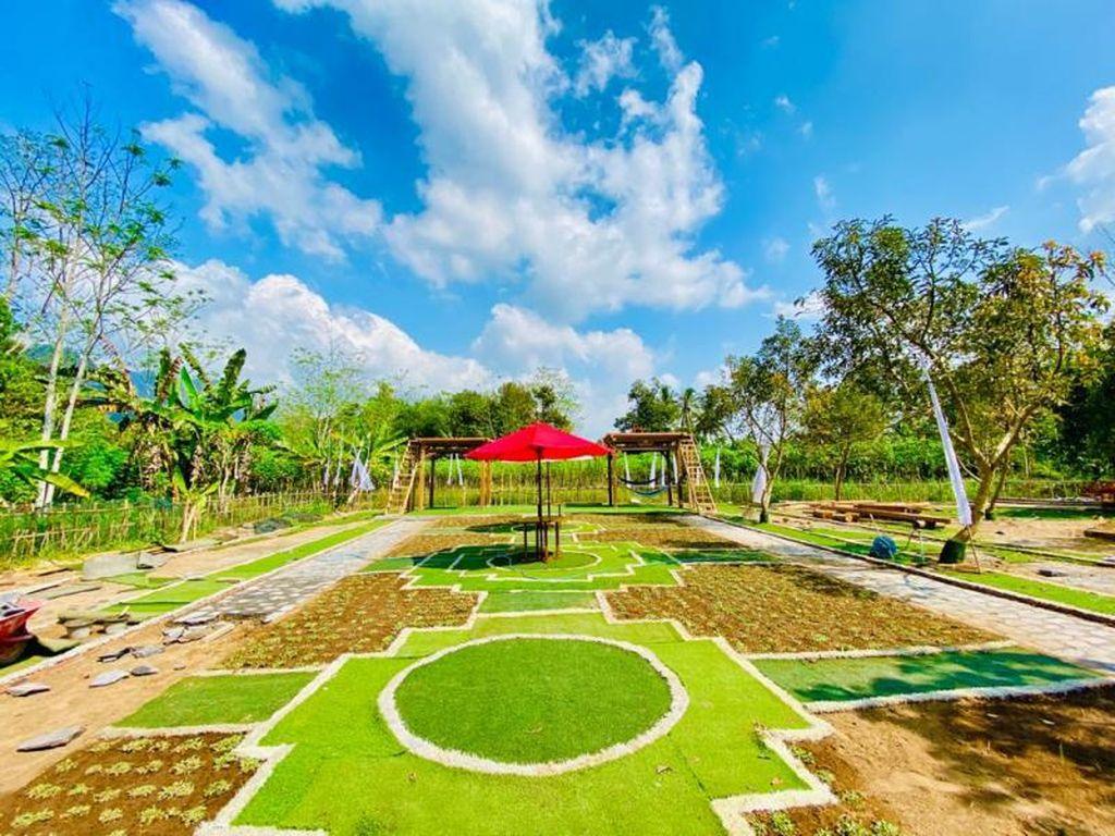 Wahana Baru di Desa Bahasa Magelang: Borobudur Under Line
