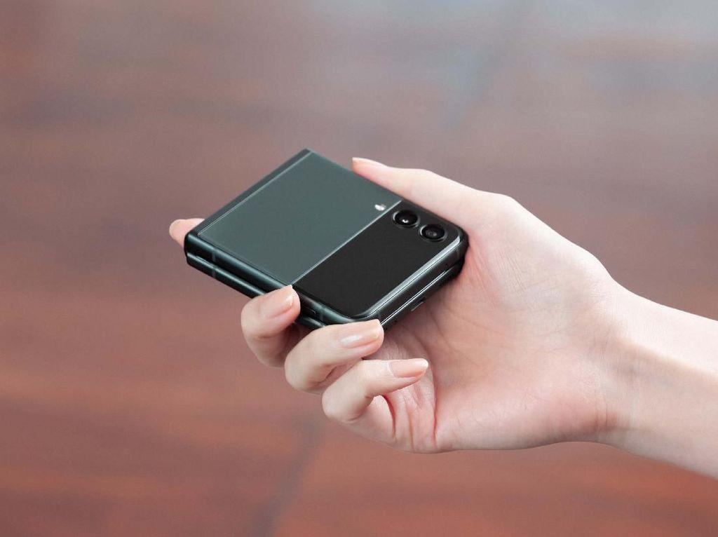 5 Alasan Ponsel Kamu Harus Diganti dengan Samsung Galaxy Z Flip3