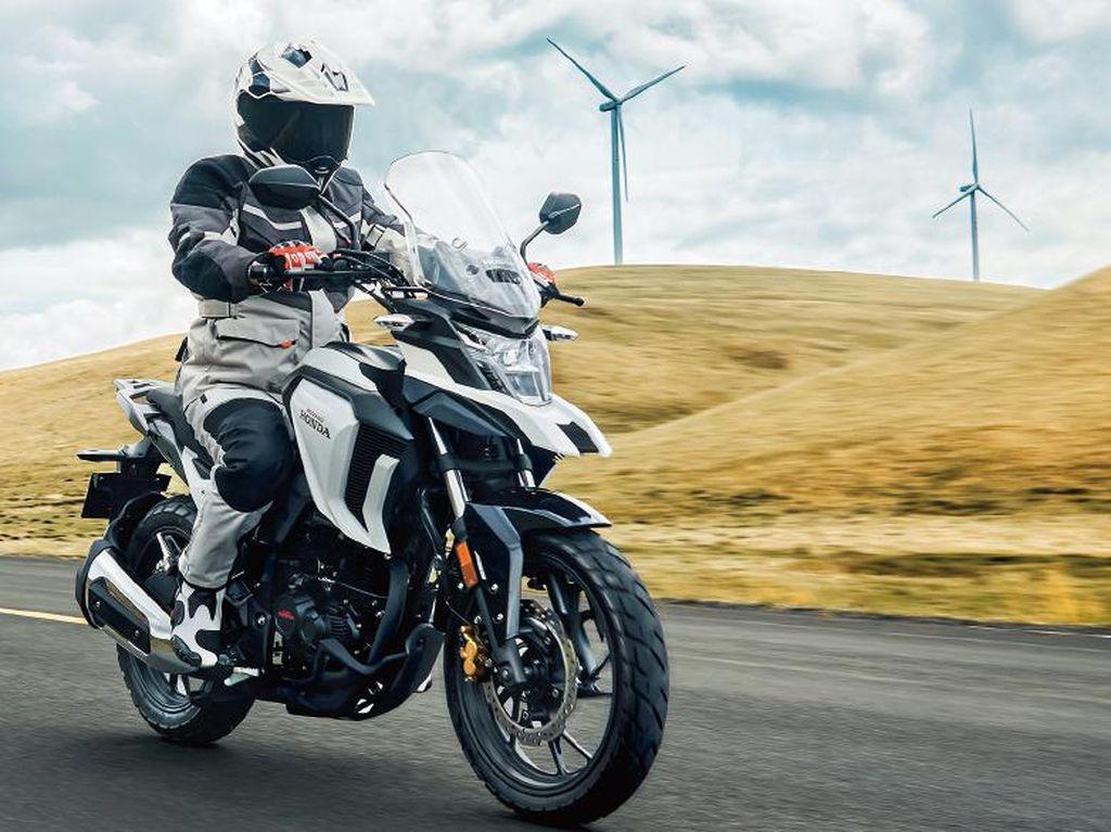 Beda Total dari Indonesia, Ini Daftar Motor 150cc-250cc Honda di China