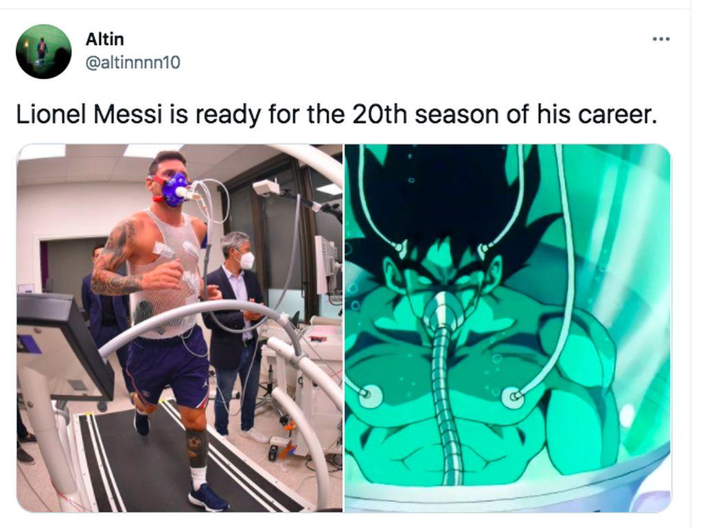 Messi Resmi Gabung PSG Jadi Topik Panas di Linimasa
