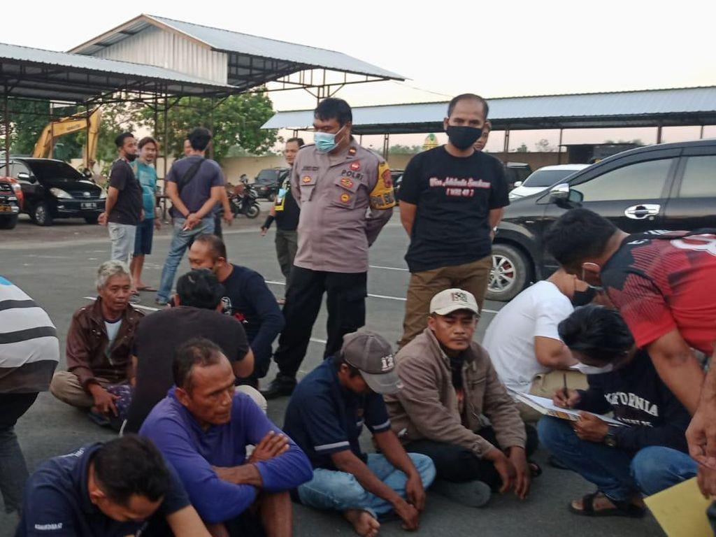 24 Orang Ditangkap Terkait Penyebaran Selebaran Ajakan Penjarahan di Blora