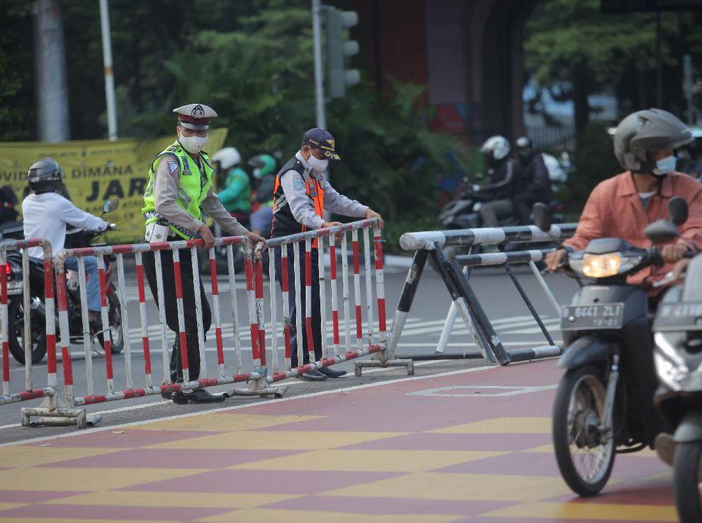 PPKM Jabodetabek Harusnya Level 2 Tapi Terganjal Bogor-Tangerang