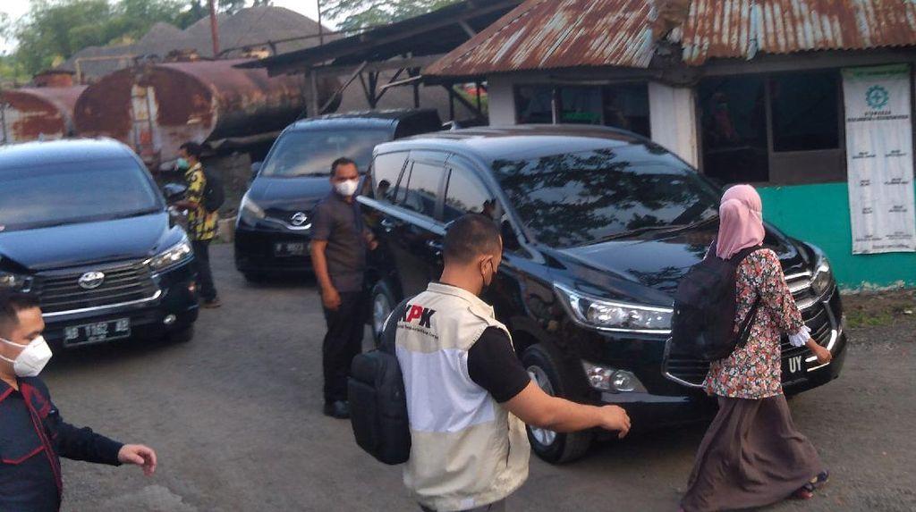 Penyidik KPK Geledah Kantor PT SW di Purbalingga