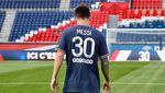 Foto: Antusias Messi Memulai Petualangan Baru di PSG