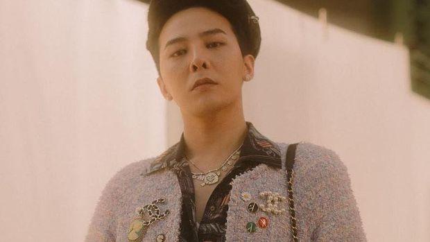 G-Dragon ternyata berzodiak Leo