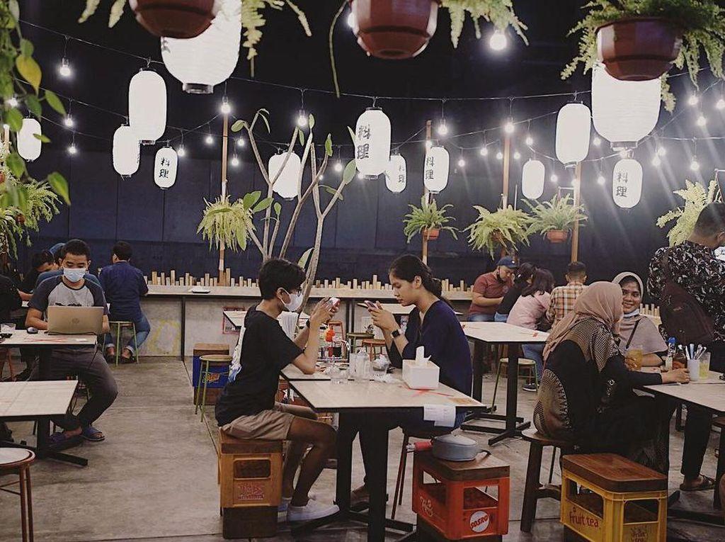 PPKM Level 4 Diperpanjang, Ini 5 Restoran yang Layani Dine-In