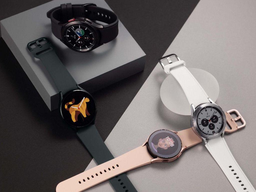 Galaxy Watch 4 dan Buds 2 Ikutan Dirilis, Apa Keunggulannya Samsung?