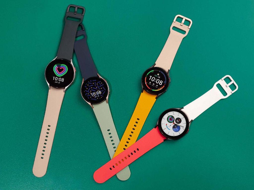 Mengulik Wear OS Baru yang Dipakai di Galaxy Watch 4 Series