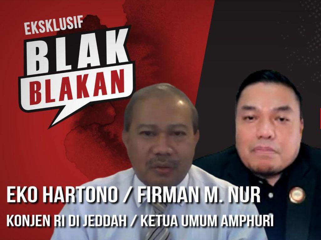 Blak-blakan Eko Hartono, Kok Malaysia Boleh Umrah?