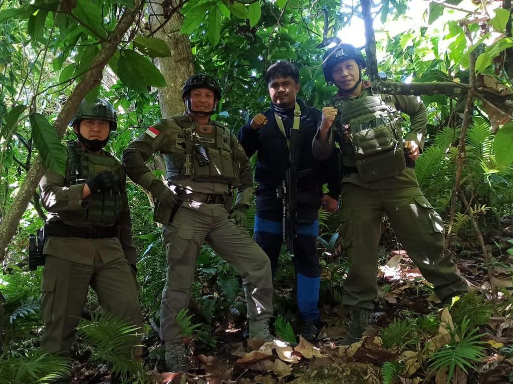 3 Jenderal Terjun Buru Sisa 6 DPO Teroris MIT Poso Pimpinan Ali Kalora