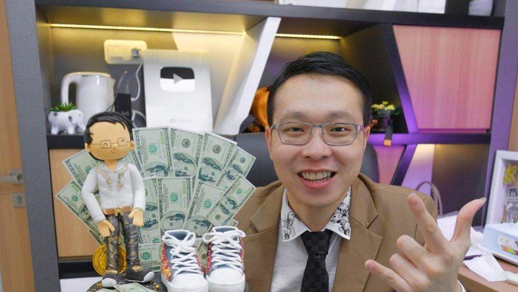 Dokter Richard Lee Punya Hobi Makan dan Rajin Beri Edukasi