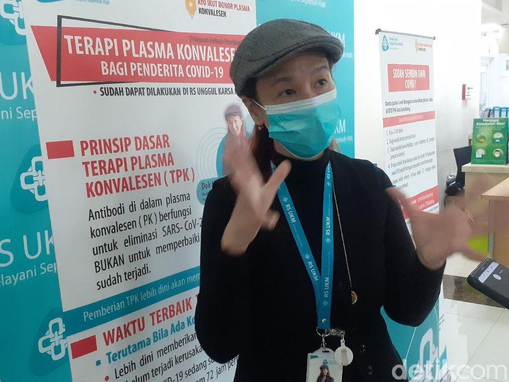 Sosok Dok Mo, Wanita Penggagas Terapi Plasma Konvalesen di Indonesia