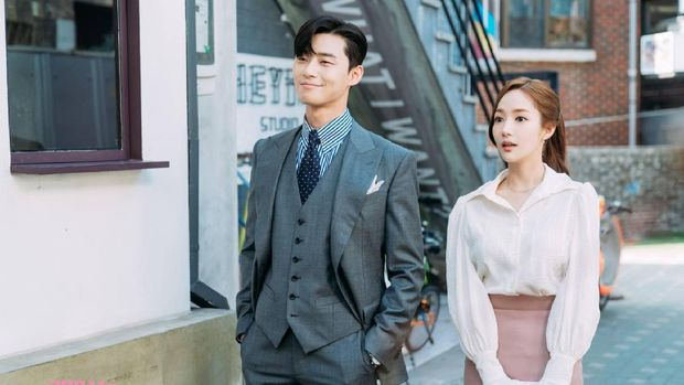 Drama What's Wrong with Secretary Kim