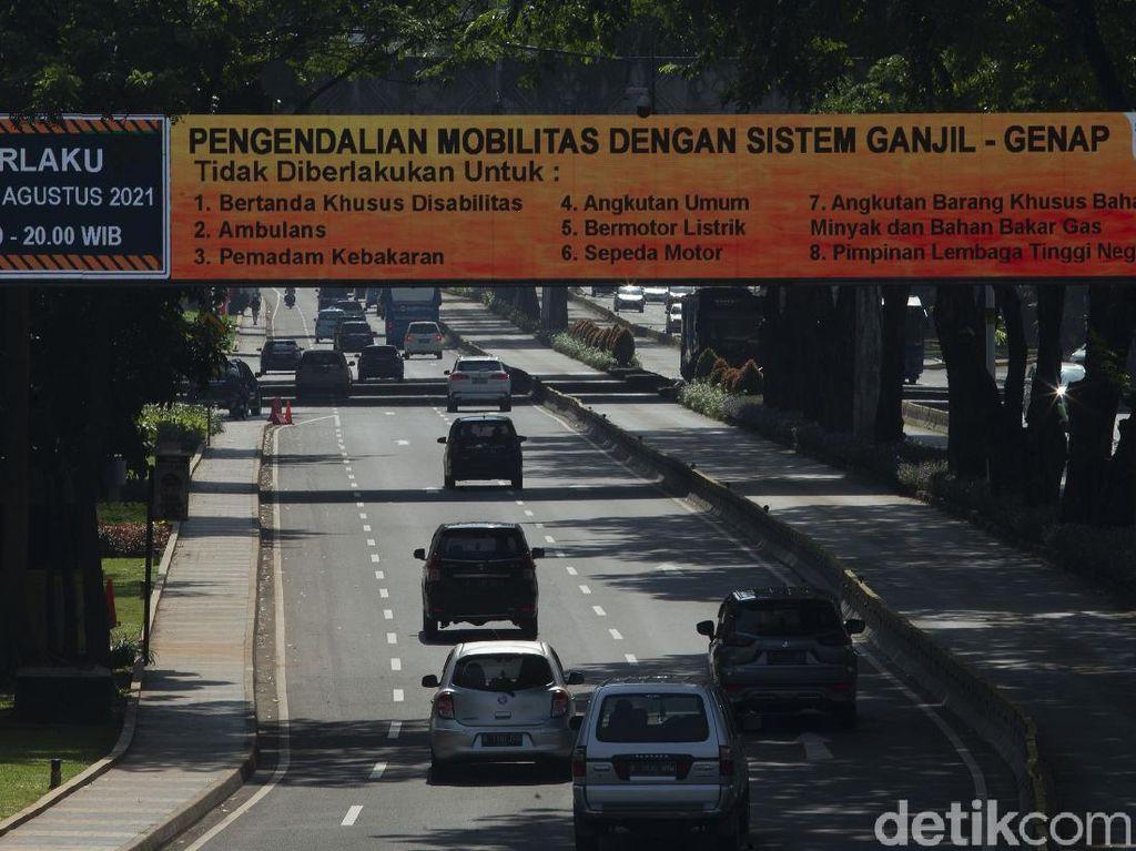 Ganjil Genap Jakarta Diperluas Jadi 13 Titik, Ini Alasannya