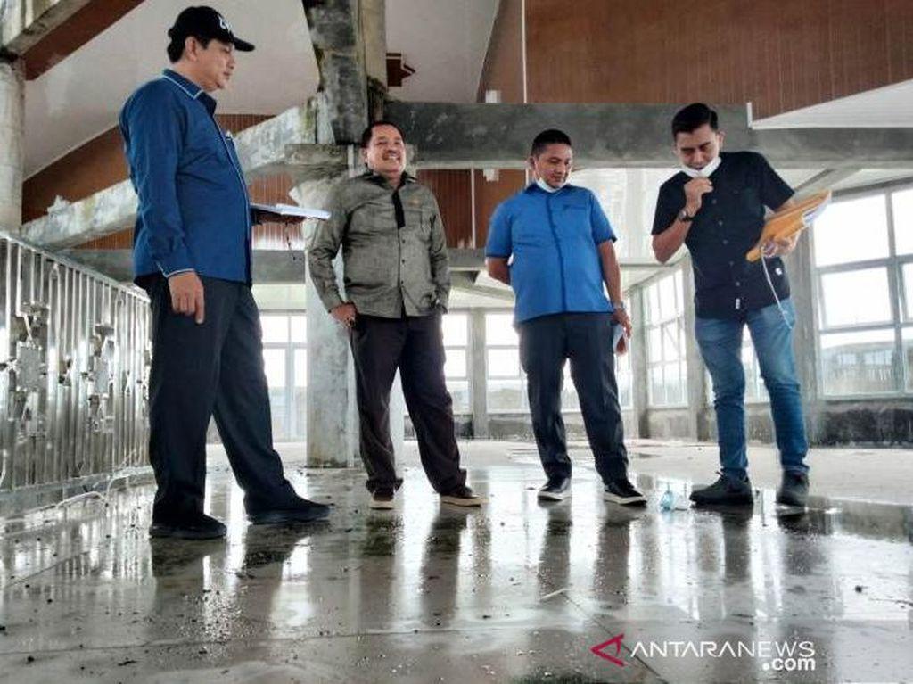 Masjid Rp 16 M Bocor di Aceh Diperbaiki-Ditambah Tempat Wudu, Dananya Rp 5 M