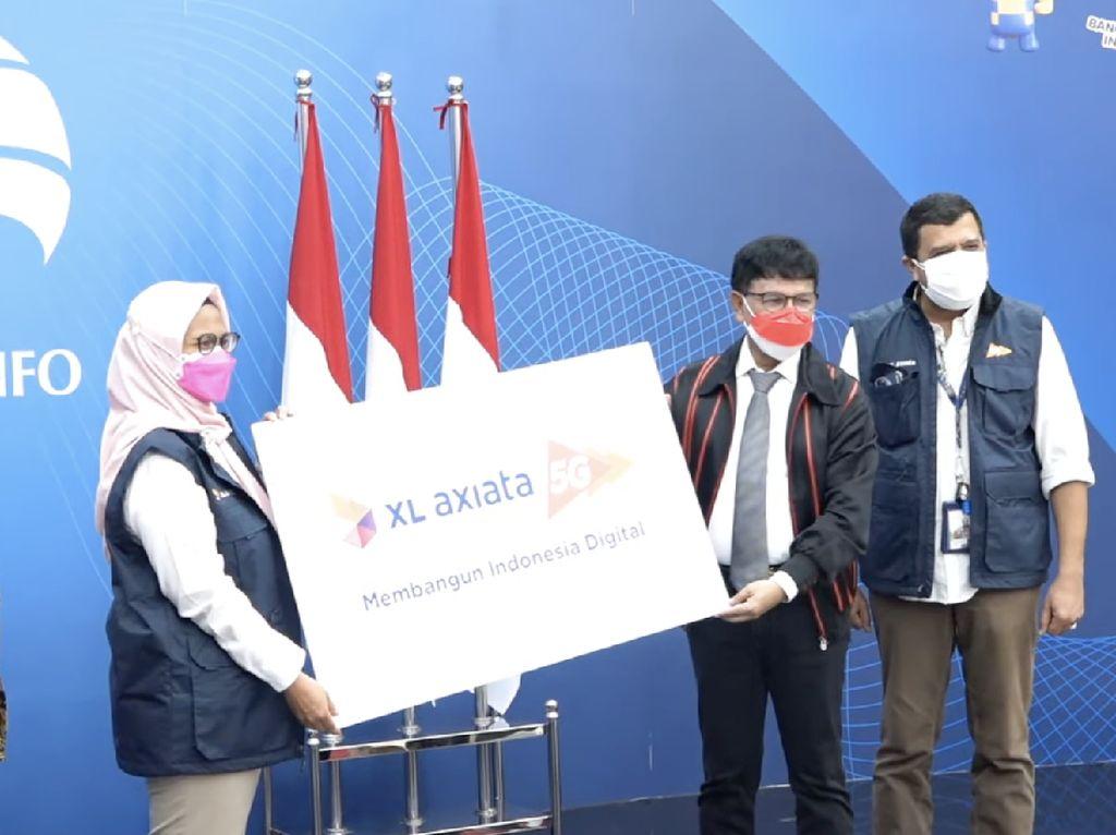 XL Axiata-Telkomsel-Indosat, Semarak 5G di Indonesia