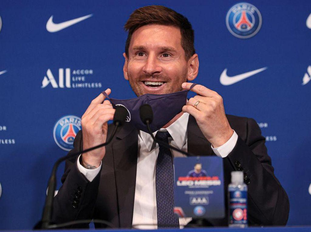 Naik, Naik ke Puncak Gunung... Ada Estadio Leo Messi Buatan Guardiola!