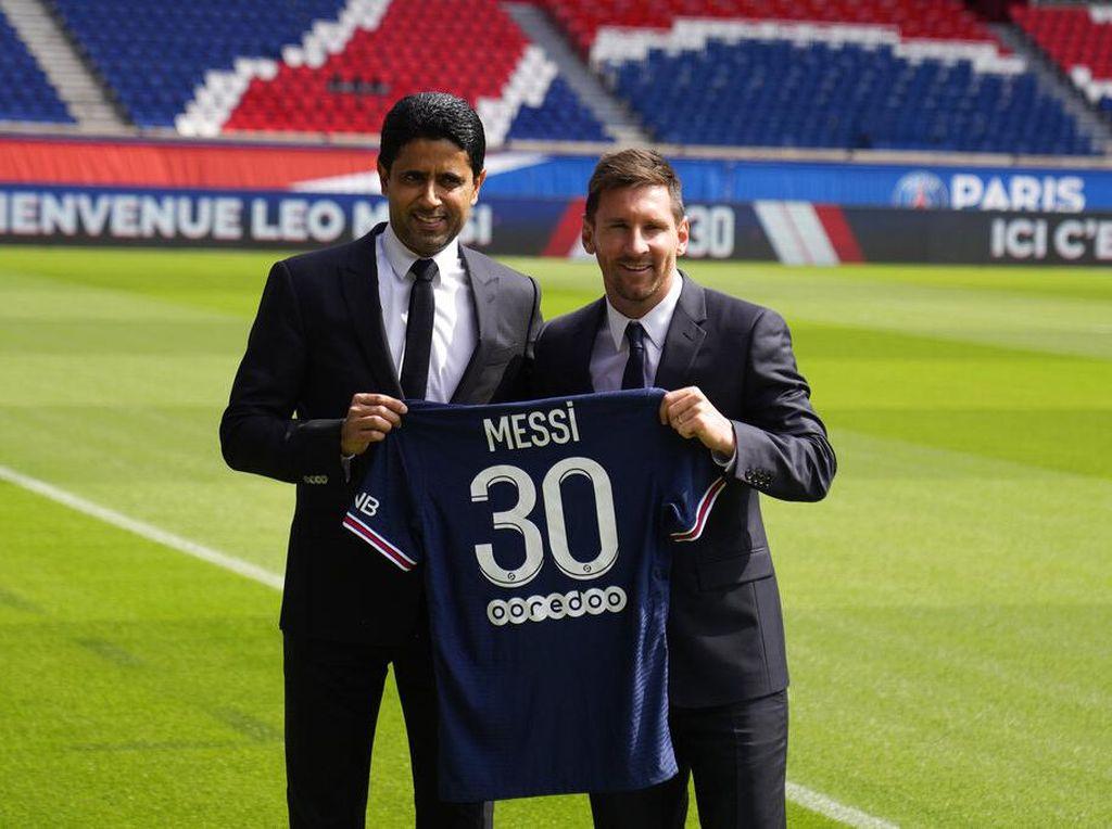 Belum Punya Rumah di Paris, Messi Nginap di Hotel Rp 300 Jutaan per Malam