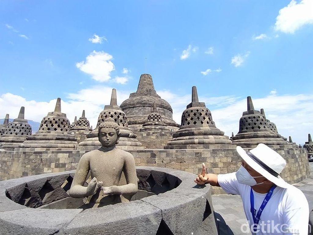 MUI Jateng soal Wisata ke Candi Borobudur Haram: Lihat Niatnya