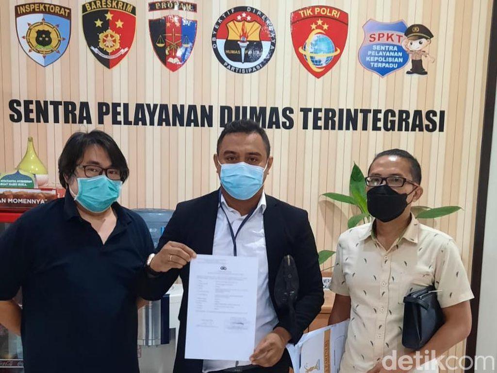 Dilaporkan ke Polisi Oleh Kader Sendiri, Ini Tanggapan PSI Surabaya