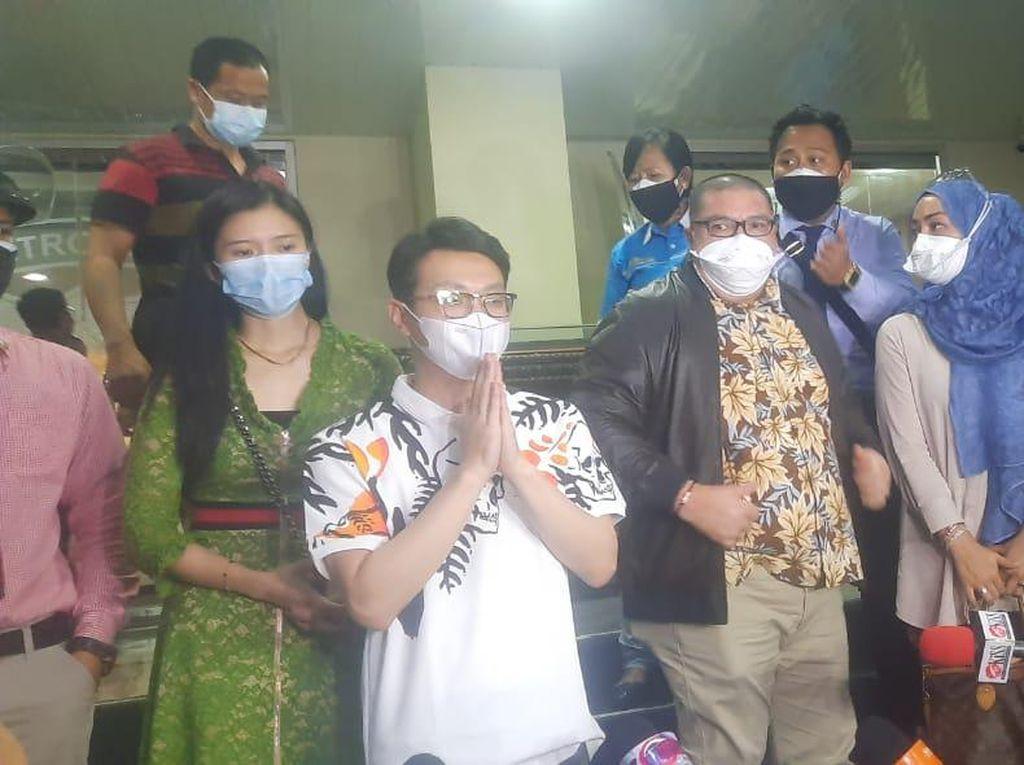 Kondisi Richard Lee Usai Dipulangkan dari Polda Metro Jaya