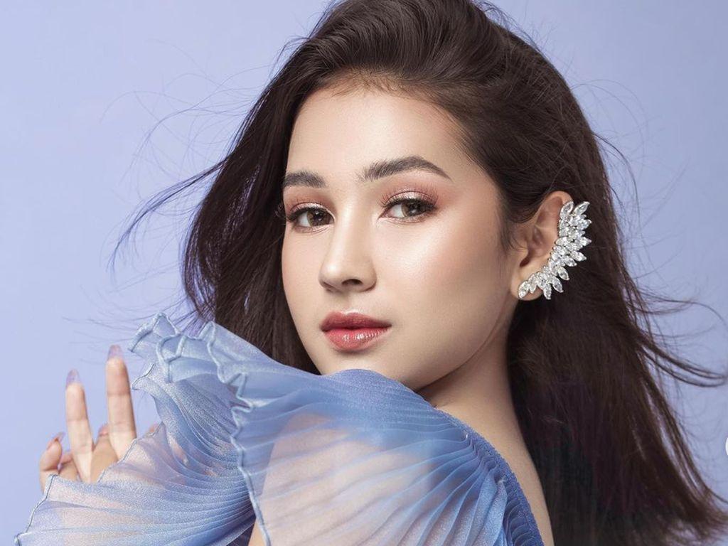 8 Pesona Sandrinna Michelle, Nominasi Wajah Tercantik Dunia Versi TC Candler