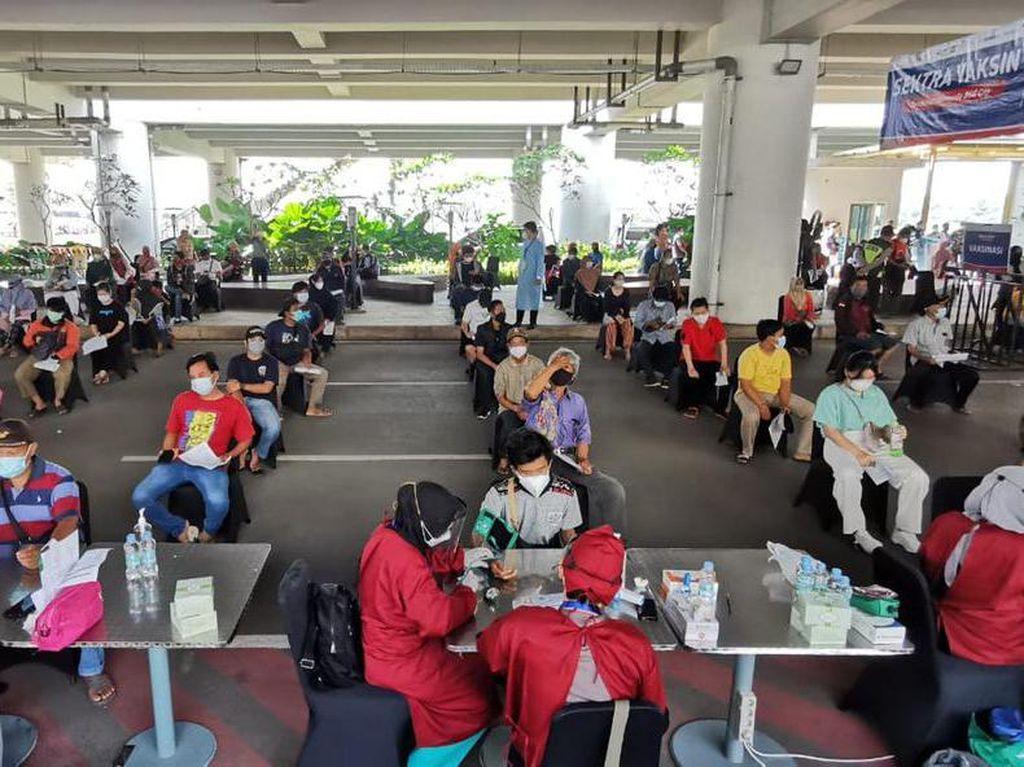 Mitbana-Sinar Mas Land Buka Sentra Vaksin di Terminal Intermoda BSD
