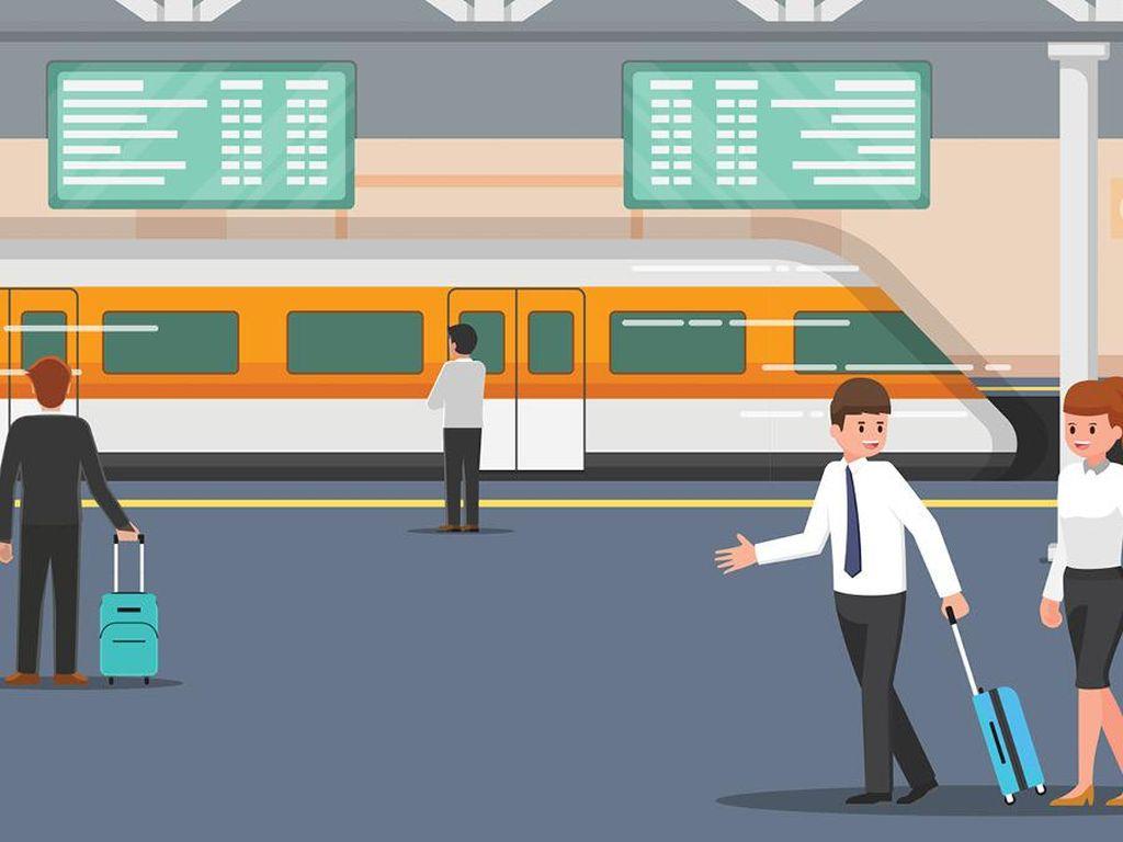 Cek di Sini! Syarat Naik Bus, Kereta, Pesawat hingga Ngemal