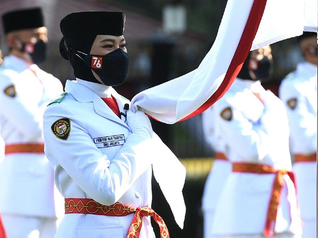 Paskibraka 2021, Profil Tim Indonesia Tangguh Pengibar Bendera Indonesia