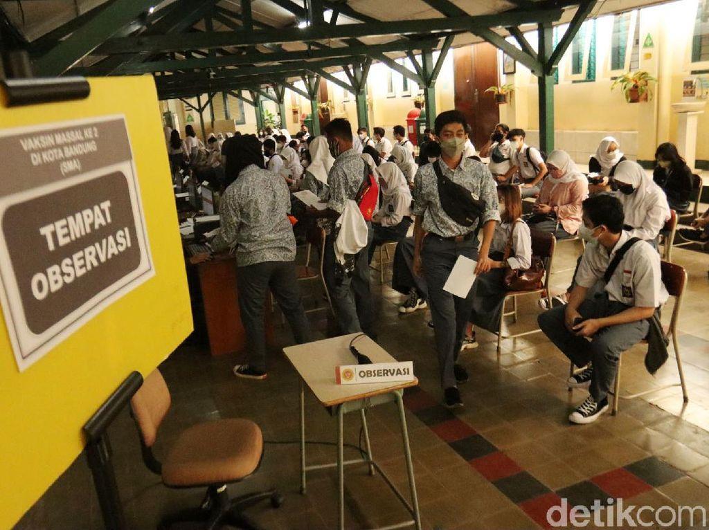 Disparbud Bandung Barat Siapkan Wisata Vaksin untuk Pengunjung