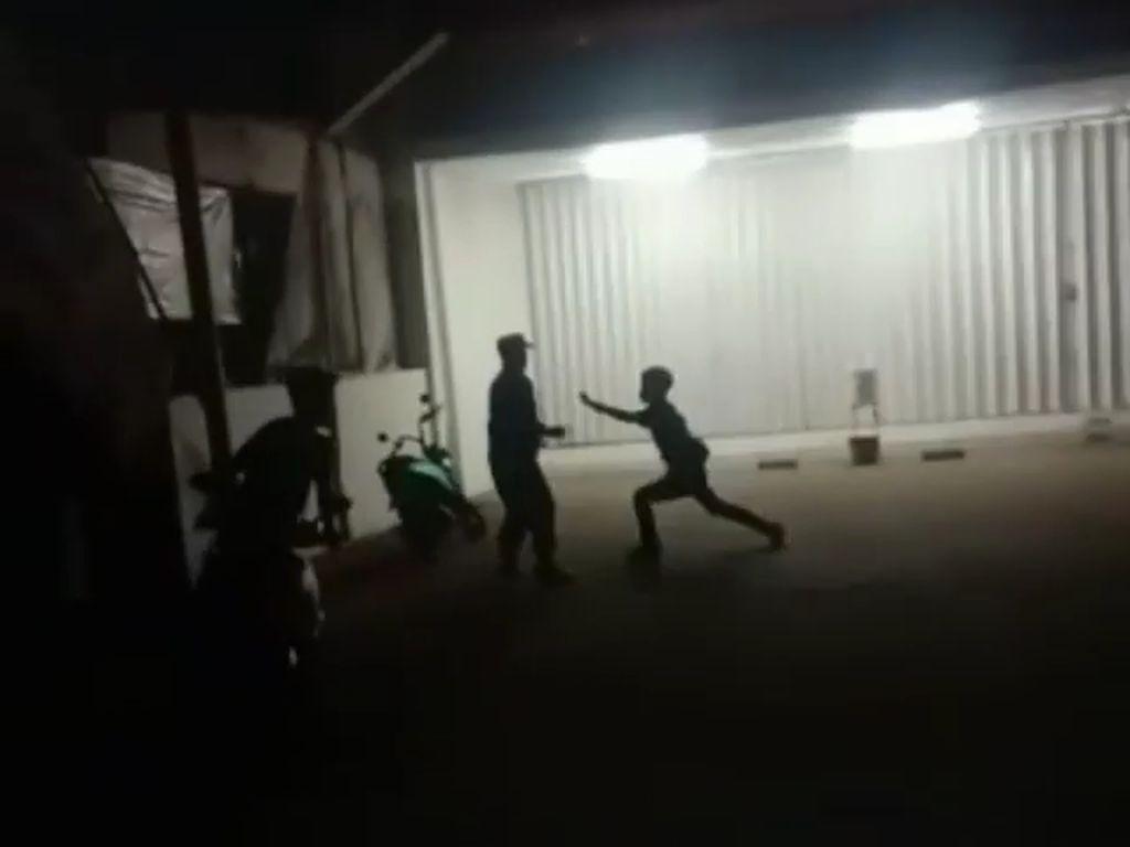Viral Pemuda Serang Anggota TNI di Sumenep