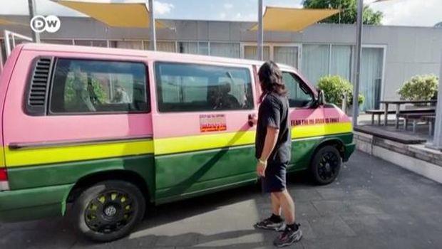 Angkutan Kota karya Mahasiswa Indonesia yang kuliah di Jerman
