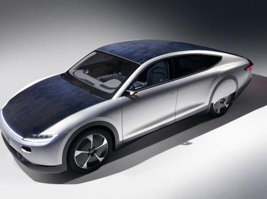 Ini Ban Bridgestone yang Ada di Mobil Listrik Tenaga Surya Pertama