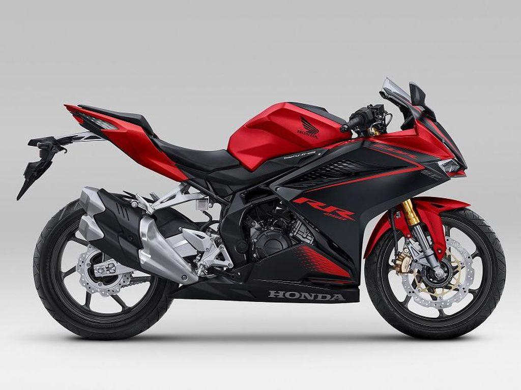 Honda CBR250RR Punya Tampilan Baru, Makin Agresif
