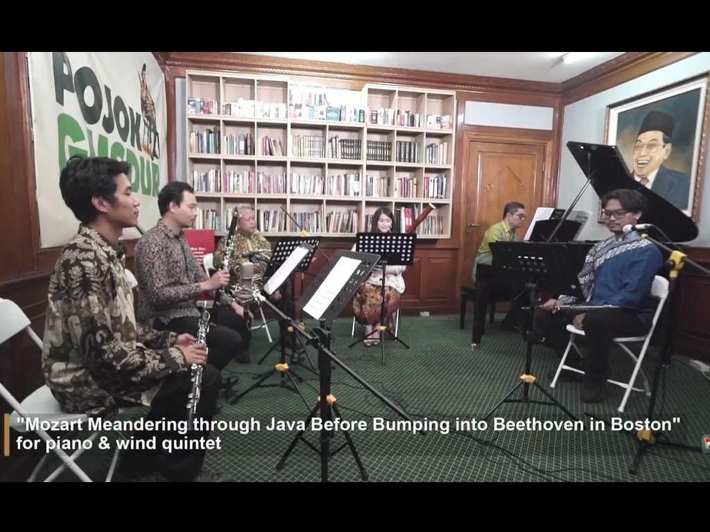 Yuk Tonton Konser Ananda Sukarlan Tribute to Gus Dur di RDI