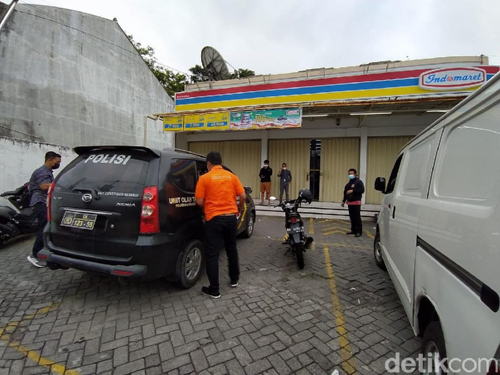 2 Maling Pembobol Rp 470 Juta di ATM Bank Mandiri Magelang Diciduk!