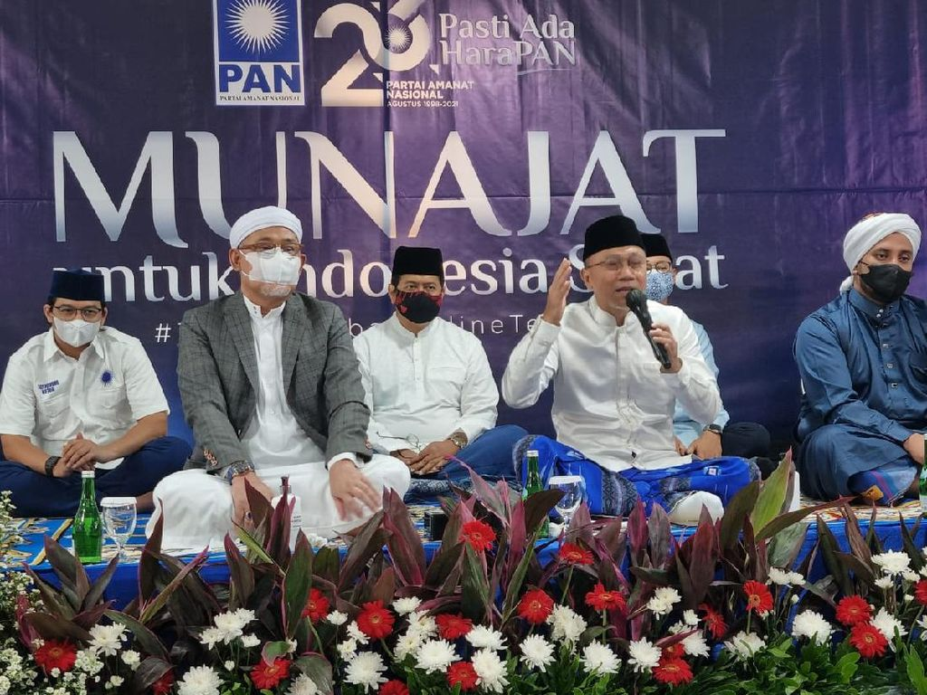 Zulhas Bicara COVID di Tahun Baru Islam: Setiap Penyakit Ada Obatnya