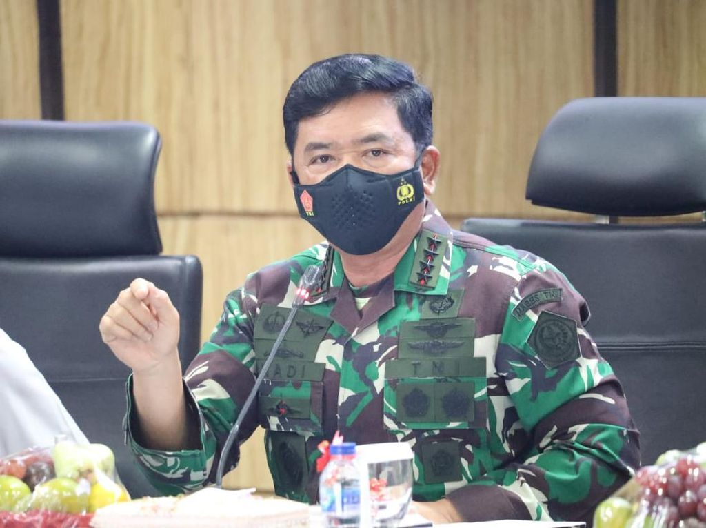 Panglima TNI Pakai Booster Vaksin COVID-19 Sel Punca Secretome, Apa Itu?