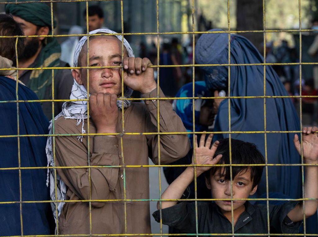 Jutaan Anak di Afghanistan Terancam Gizi Buruk